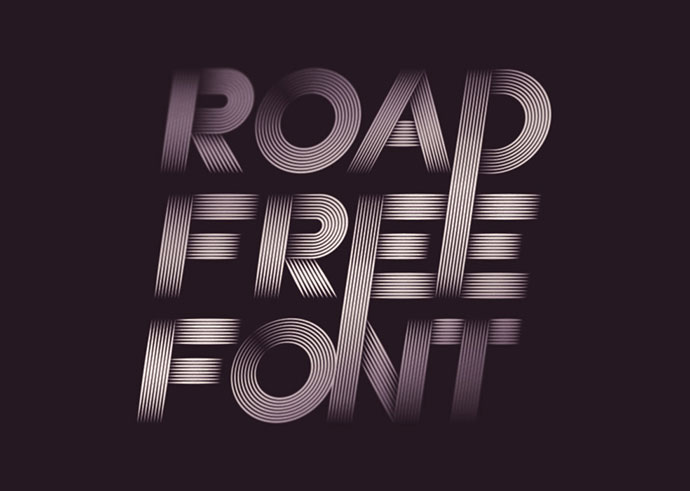 20 Awesome Free Double & Multi Line Fonts