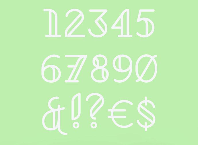 Kielo Free Font