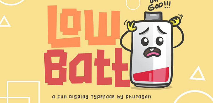 20 Awesome Game Title Fonts