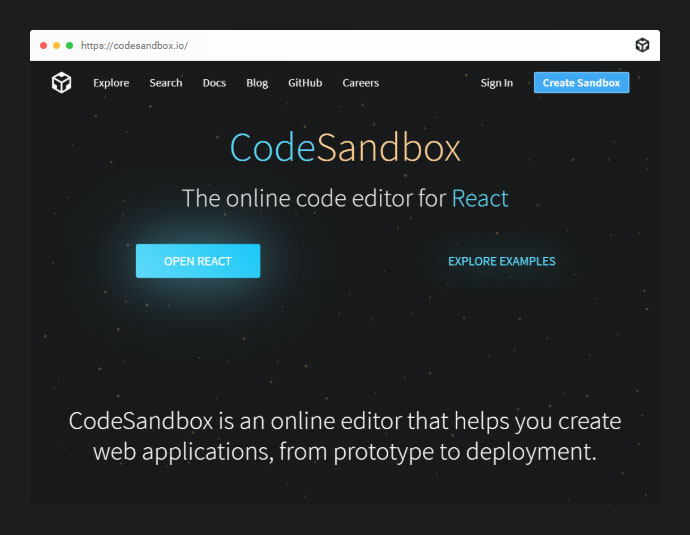 Codesandbox Client