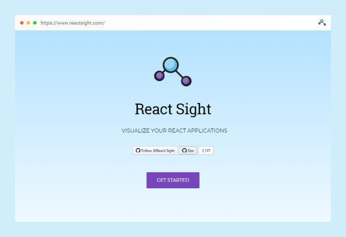 React Sight