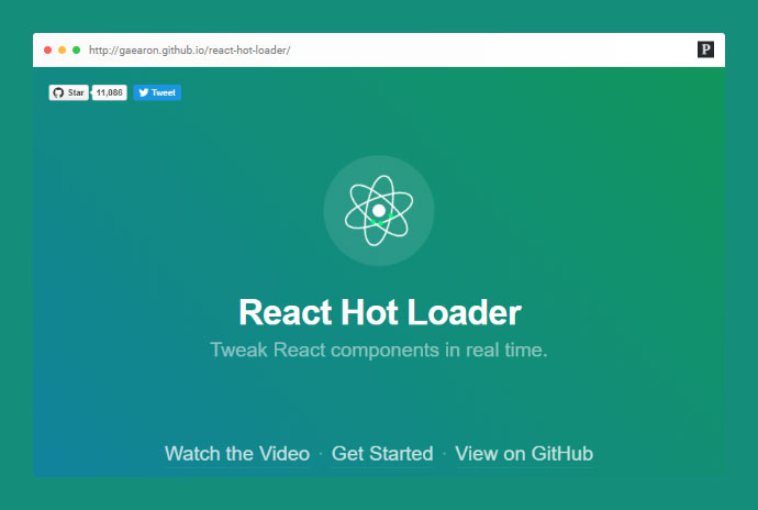 React Hot Loader