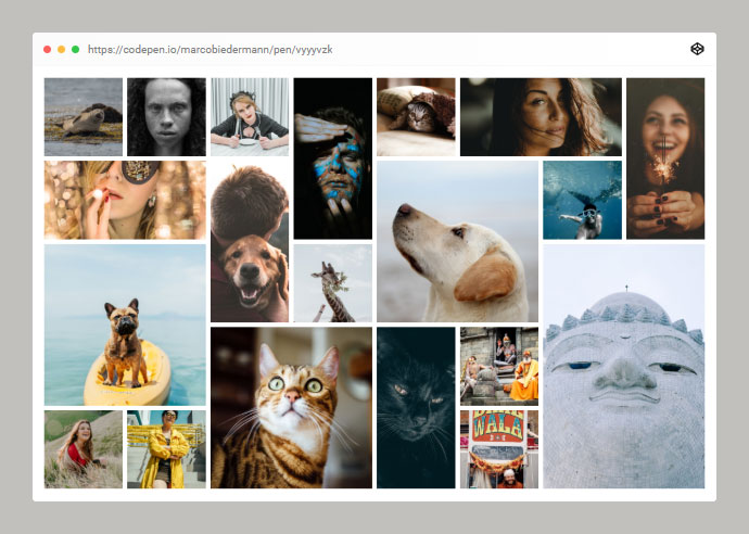 CSS Grid Gallery