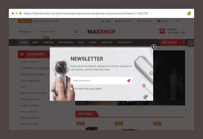 Maxshop | Multi