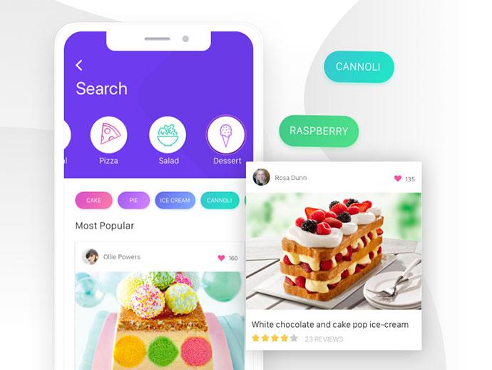 Search Result - Food App Look Like