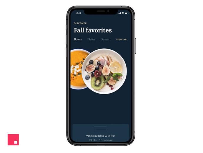 Fall Favorites — Ios App