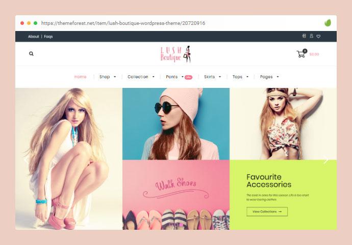 Lush Boutique