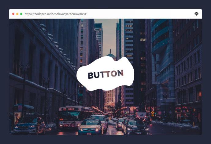 An Animated Blobby Gooey Button