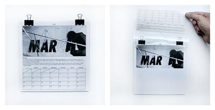 Calendar '12