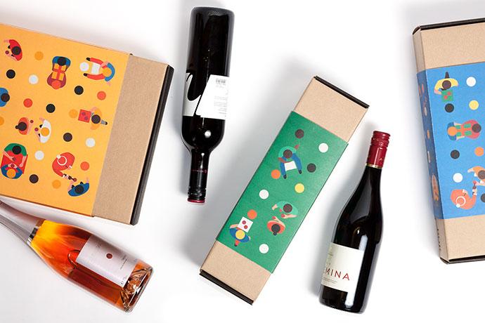 Bortársaság Christmas Wine Selection