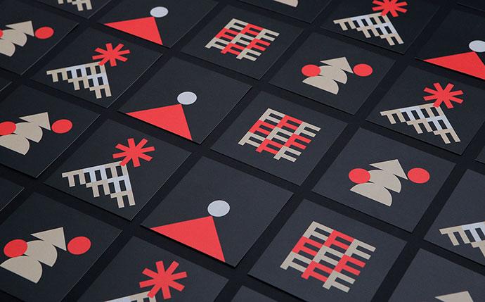 F/nazca Saatchi & Saatchi Christmas Cards