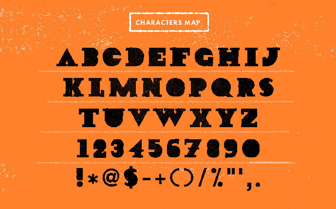 Slabbo - Free Font