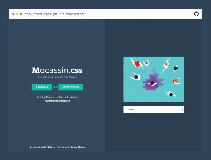 Mocassin.css