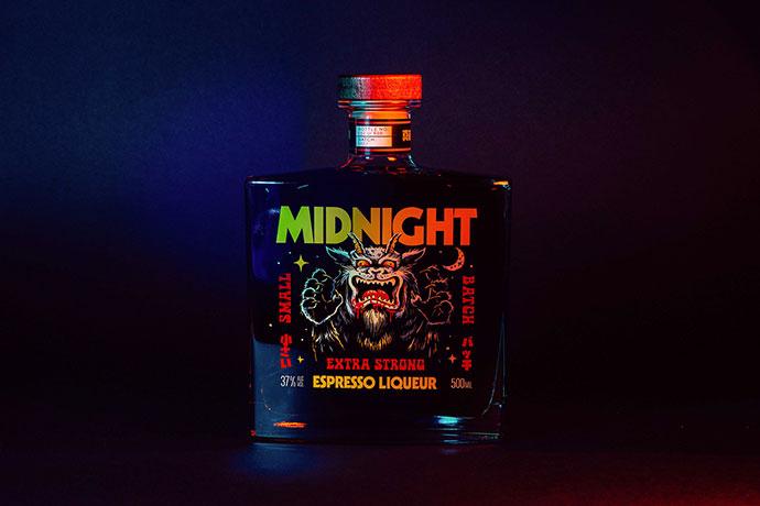 Midnight Espresso Liqueur