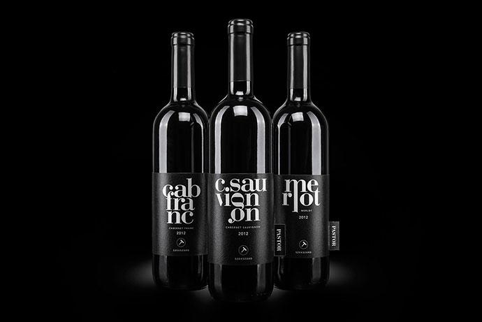 Pastor 2012 Red Wines / 2015