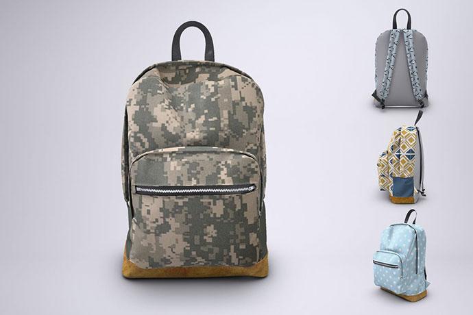 Backpack Rucksack Mock