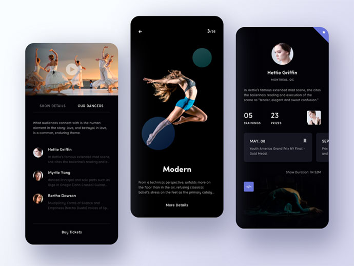 Place Des Arts App Show Details And Profile