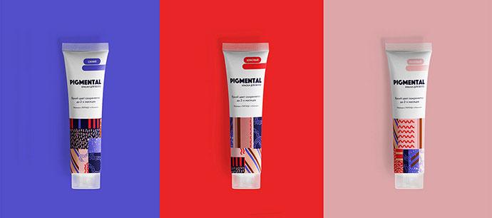 Branding OfHair Color Studio