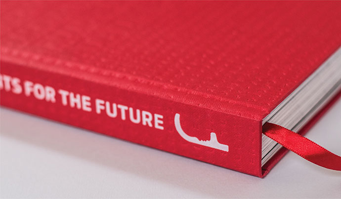 Fonts For The Future Identity & Font Book