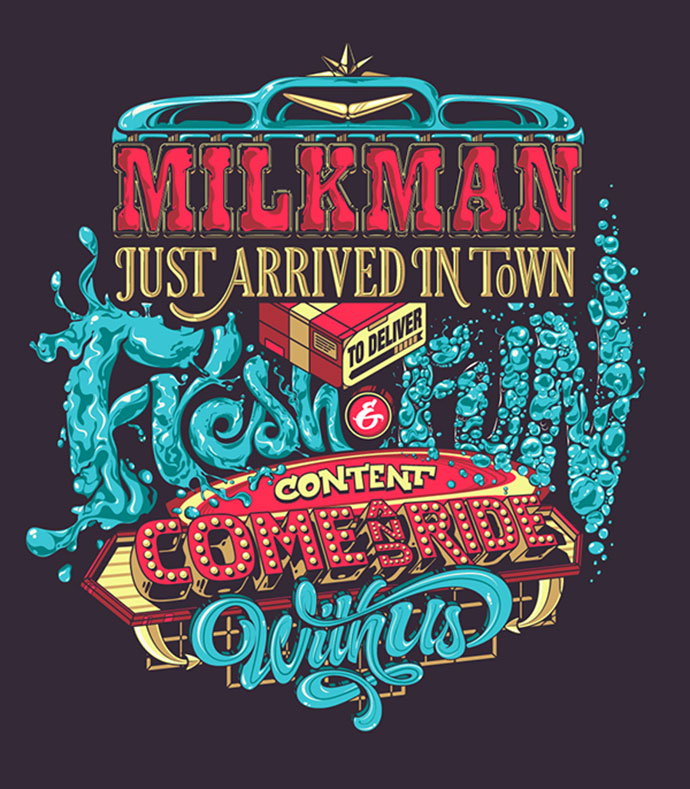 Milkman Website
