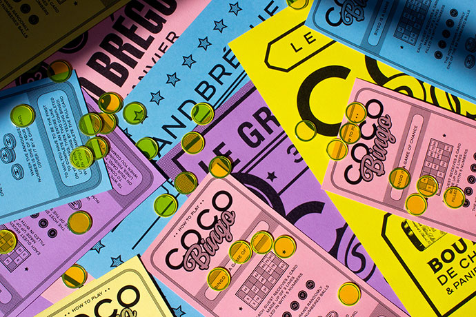 Chanel - Coco Bingo