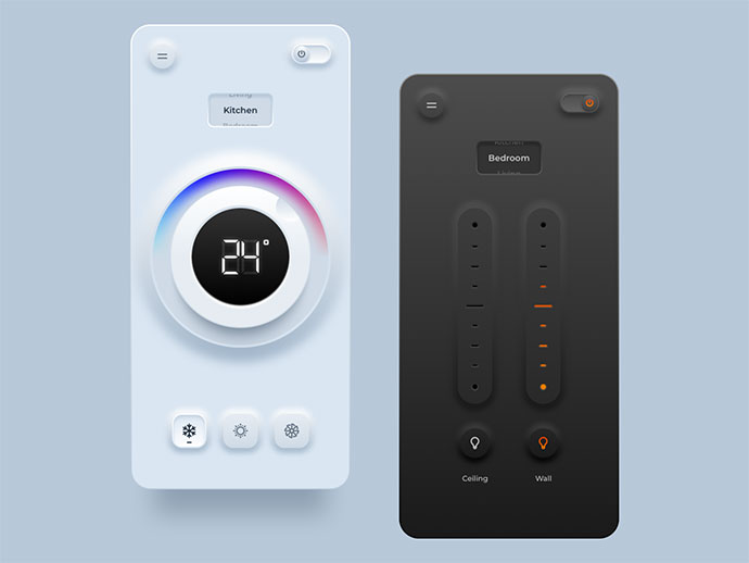 Home Automation Remote Control