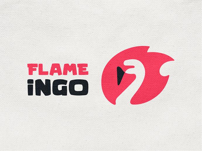 Flame-ingo!