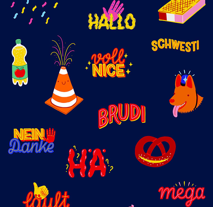 Snapchat Stickers For Germany