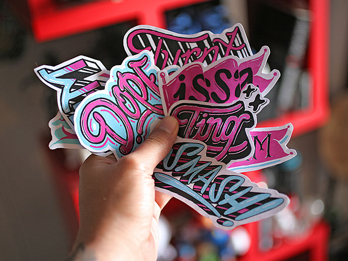 Slang Sticker Pack