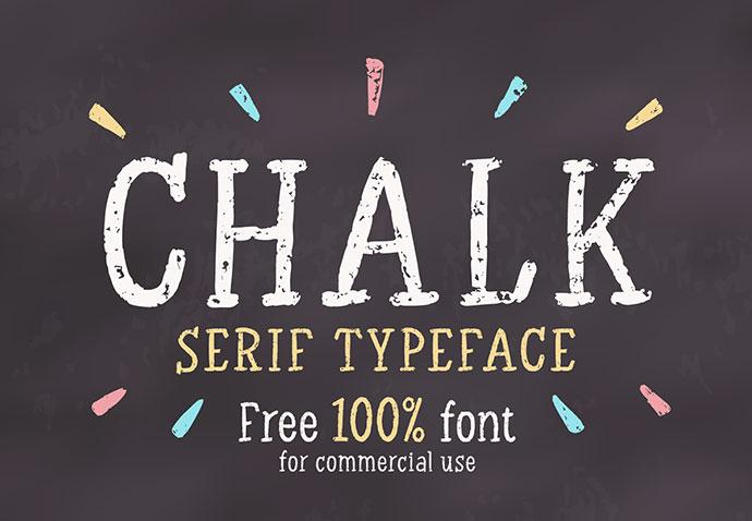Chalk Serif