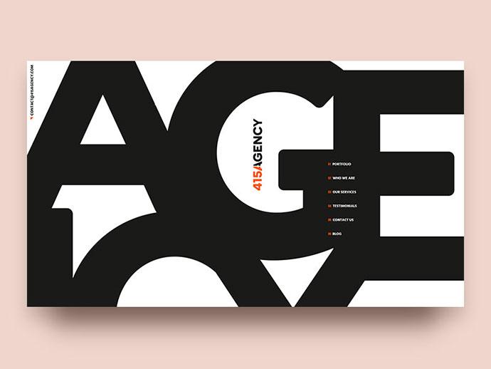 415Agency Website