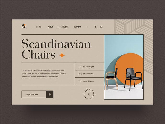 Interior Store Website