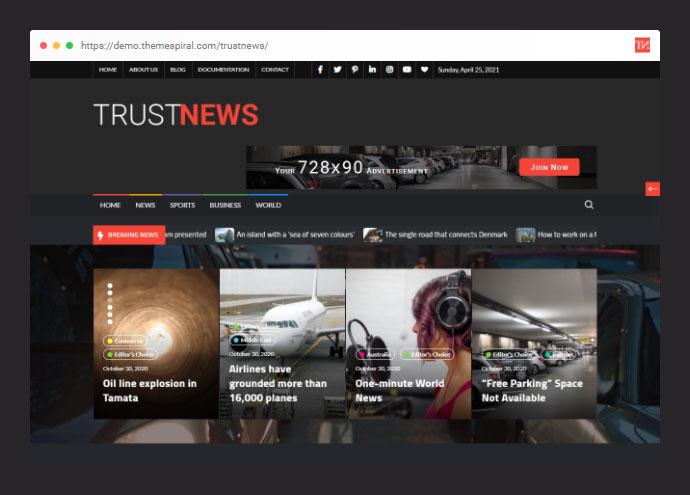 TrustNews