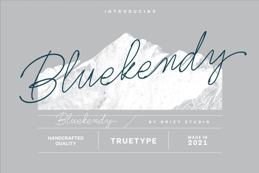 Bluekendy